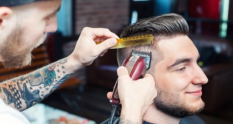 Most Popular Super Cool Bald Fade Haircuts for Stylish gents