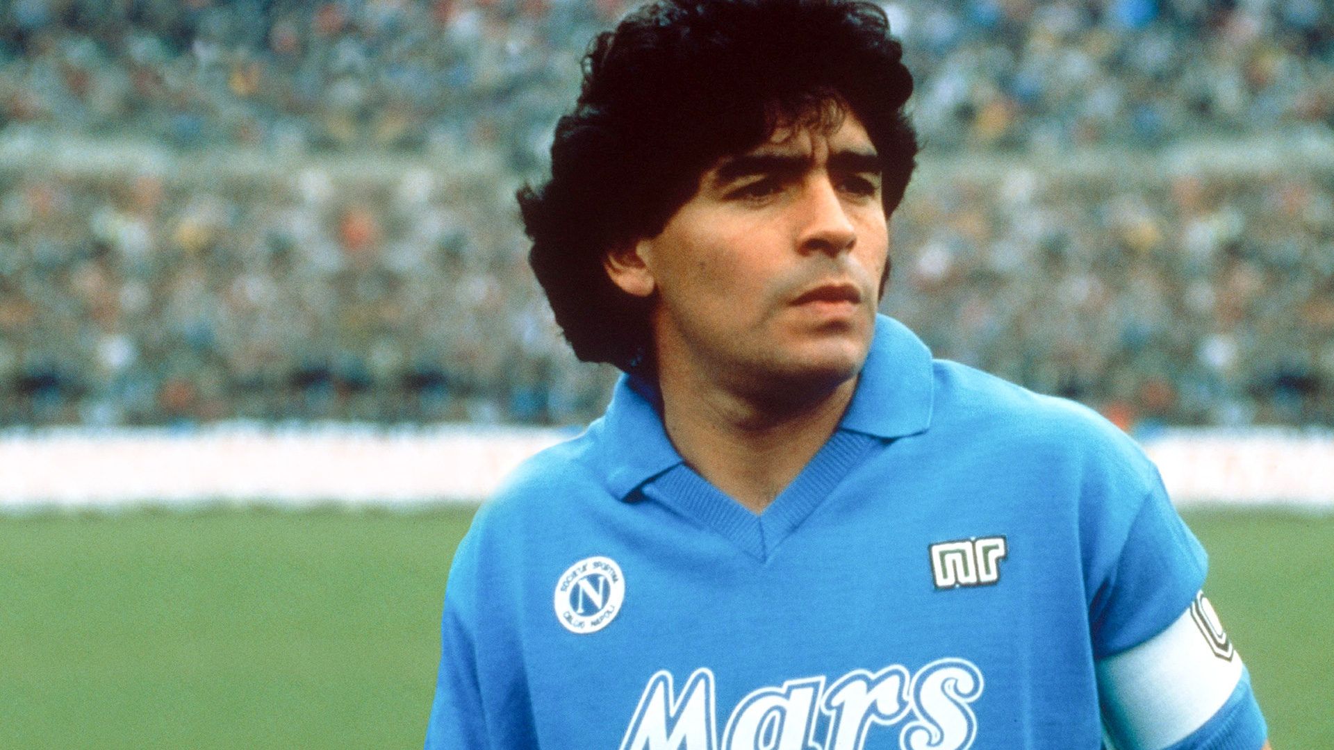 World famous football star