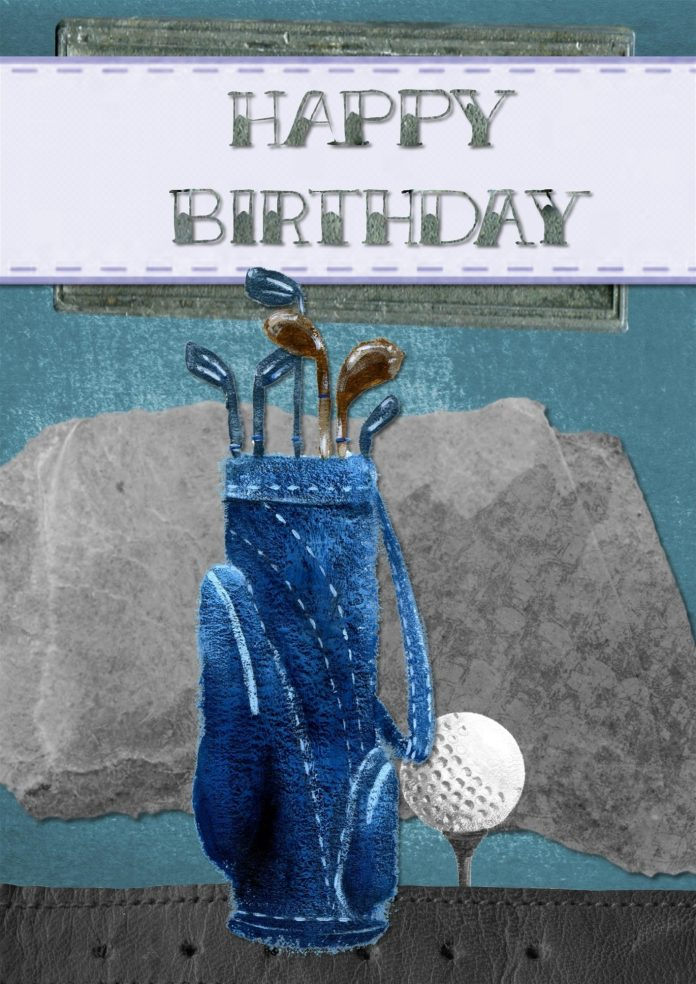 Birthday Golf