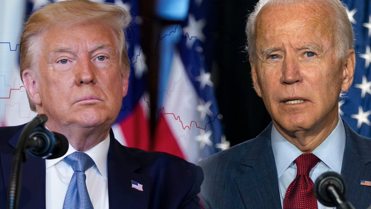 Election 2020: How Donald Trump and Joe Biden compare on the Key Issues