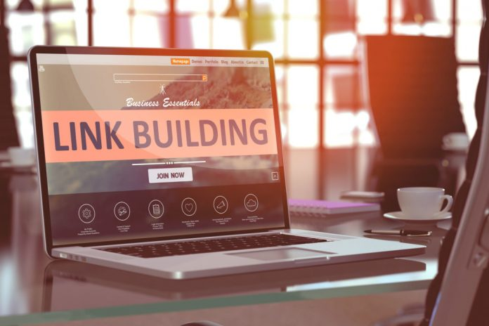 How can you use link building for SEO marketing ?