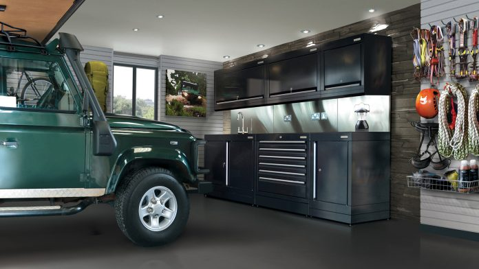 Maximise Garage Space with Smart Drawer Storage